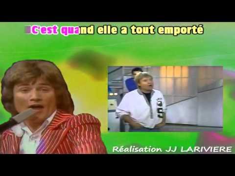 C JEROME   LES LARMES AUX YEUX I G JJ Karaoké