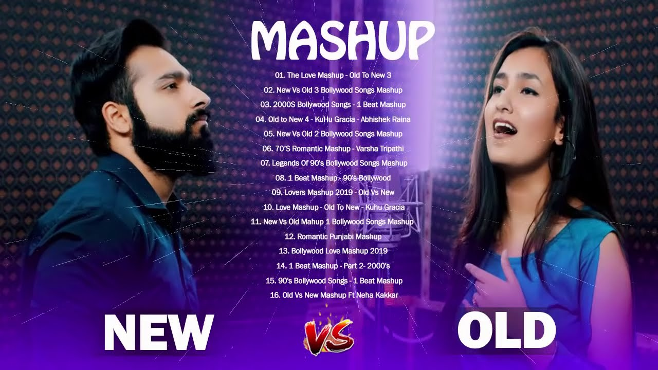 Old VS New Bollywood Mashup Songs 2019 October | ROMANTIC BOLLYWOOD MASHUP | Hindi Remix mashup 2019