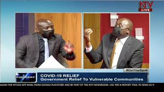 COVID-19 lockdown relief to vulnerable people | ON THE SPOT