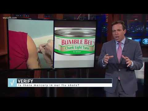 VERIFY: Is There Really Mercury In Flu Vaccines?