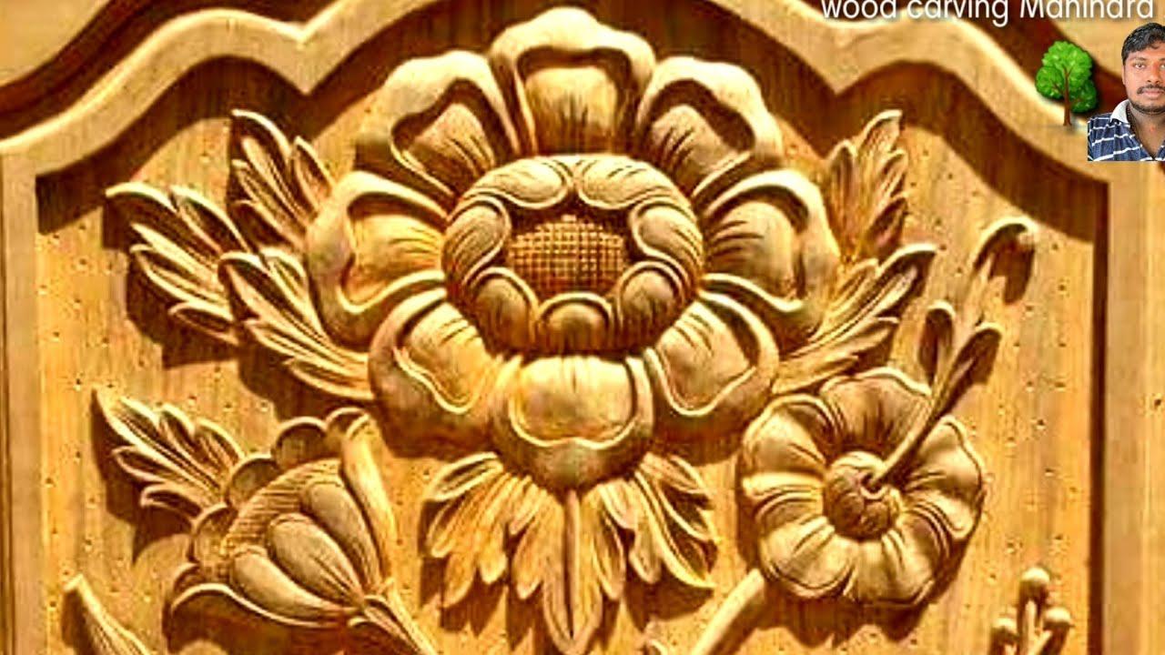 Full Door Designs Wood Carving Designing Works Wood Carving Mahindra Ap Youtube