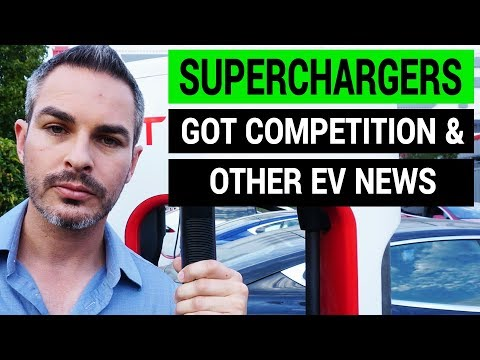 Tesla Superchargers Got Competition | Weekly EV News Recap