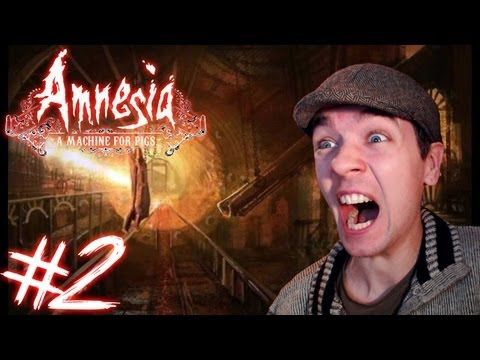 Amnesia: A Machine for Pigs - Part 2 | PEEPING TOM | Gamepla