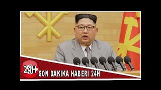 Son dakika... Ve beklenen oldu! Kuzey Kore ve Güney Kore anlaştı... Video