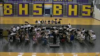 2018 bainbridge high school symphonic band spring concert