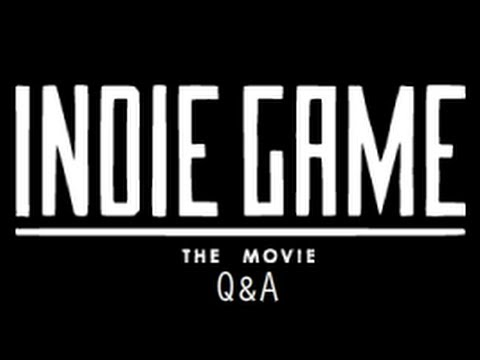 Indie Game: The Movie Q & A at Embarcadero Center Cinema (3/6/12)