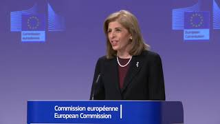 Watch on the audiovisual portal of european commission: subscribe to our channel: https://bit.ly/2x56ju6follow us on:-twitter: https://twitter.com/eu_com...