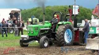 Tracteur Pulling LaCôte 2012 Green Angel