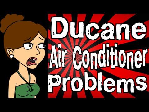 Ducane Air Conditioner Problems - YouTube