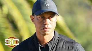 <b>Tiger Woods</b> suffers multiple leg injuries in single-car crash ...