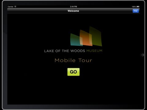 Lake of The Woods Museum Mobile Tour