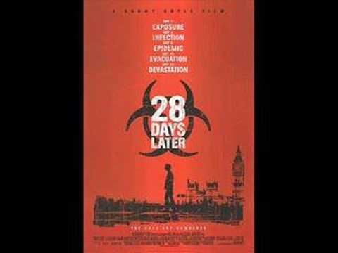 28 Days Later soundtrack An Ending Ascent