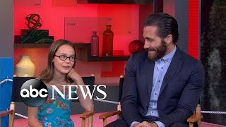 Jake Gyllenhaal's Fatherly Role In Latest Film