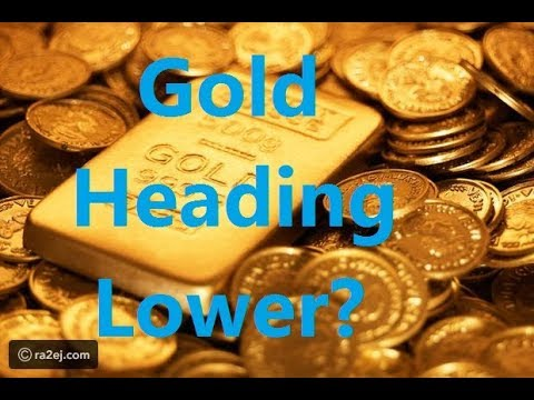 Gold _Price Update - September 2017   Gold Heading Lower