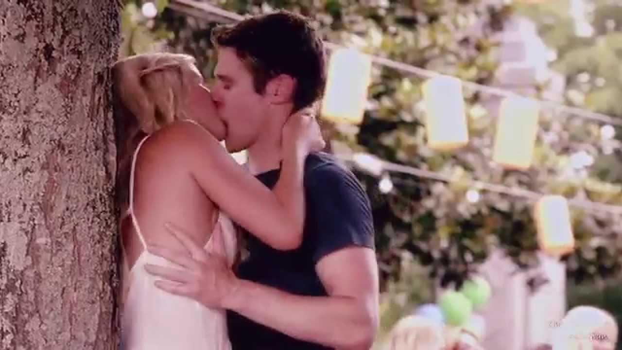The Vampire Diaries ||  My top 10+1 Kisses || Season 5