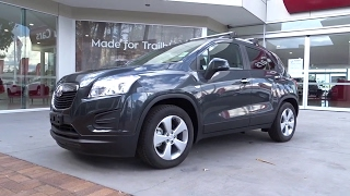 2016 HOLDEN TRAX Booval, Ipswich, Woodend, Raceview, Brisbane, QLD BTBSAA