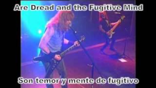 Dread and the Fugitive Mind live [Sub Esp-Lyrics]