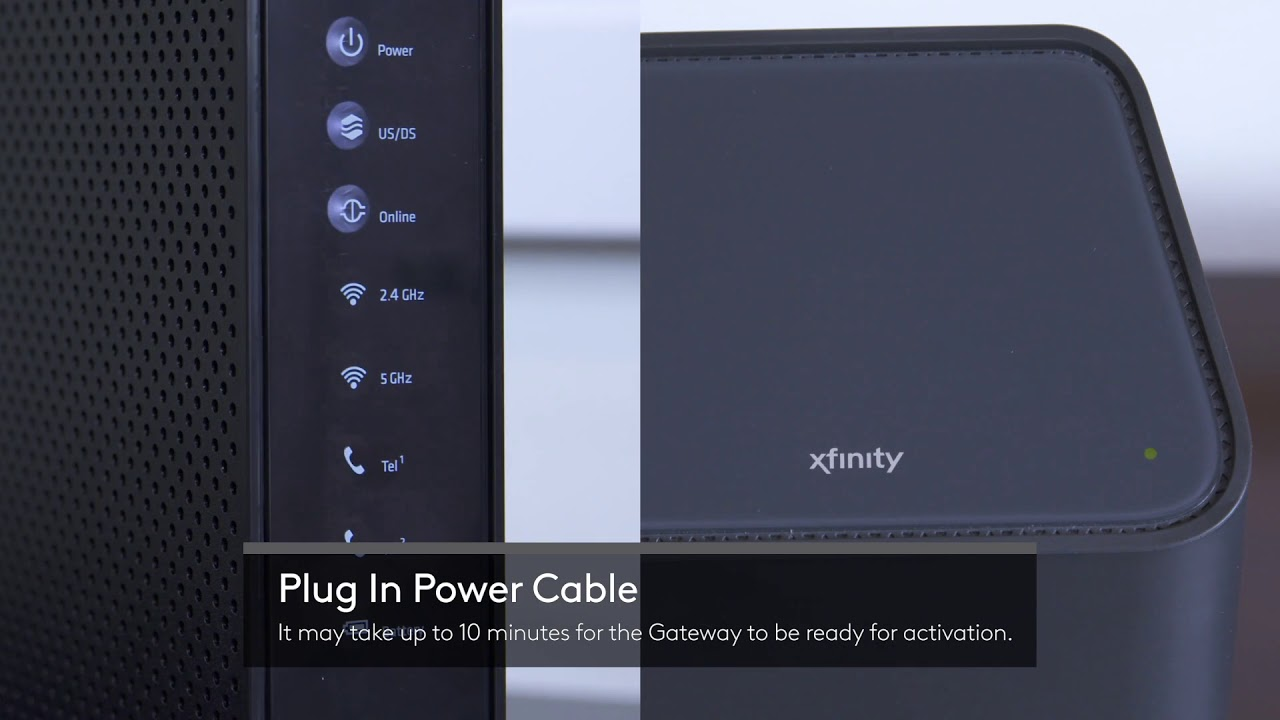 How To Activate Your Xfinity Internet Service Xfinity