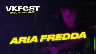 VK Fest Online | Radio Record Stage — ARIA FREDDA