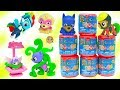 Save Baby Flurryheart! My Little Pony Superheroes + Paw Patrol Super Mash'ems Surprise Blind Bags video