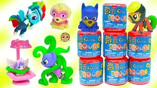 Save Baby Flurryheart! My Little Pony SuperHeroes + Paw Patrol Super Mash'ems Surprise Blind Bags thumbnail