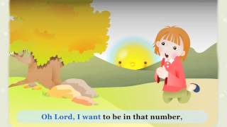 "Kids Songs English : ""When the saints go marching in"" HD"