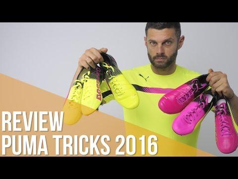 Review Puma Tricks 2016 - evoSpeed, evoSpeed SL y evoPOWER