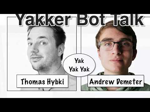Yakker Bot Talk - Podcast Ep 004 with Andrew Demeter of ChatFuel