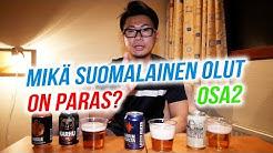 Mikä suomalainen olut on paras? / osa2