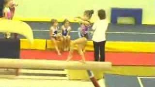 Спортивная гимнастика.Polina Melman.