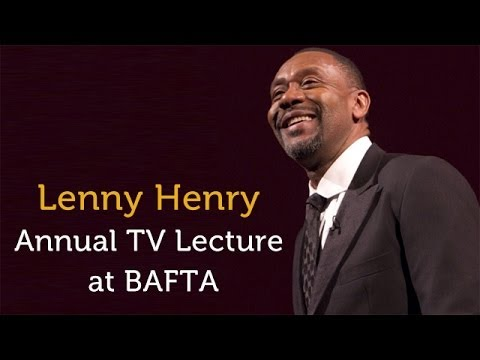 Lenny Henry Delivers the 2014 BAFTA Television Lecture