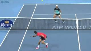 Amazing Novak Djokovic vs Rafael Nadal rally | China Open Beijing 2015 Final