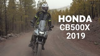 HONDA CB500X 2019 - The great A2 adventure motorcycle!