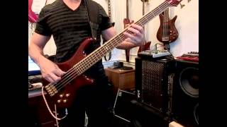 "How to Play ""Sex Type Thing"" by STP on Bass"