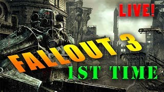 Fallout 3 LIVE! | Boar never changes...