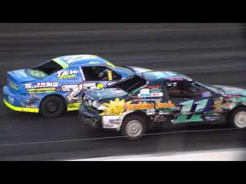 Sport Compact Amain @ Hancock County Speedway 08/18/17