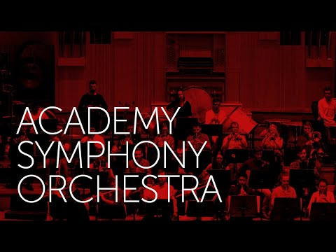 Royal Academy of Music: Edward Gardner conducts Rachmaninov Second Symphony (Adagio)