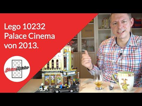 Story: Der Filmstar kommt (Lego 10232 Palace Cinema von 2013 ein wenig optimier)t.