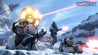 Star Wars Battlefront Retail 1st Impressions