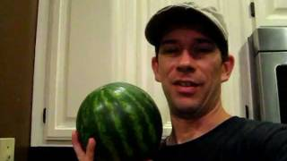 August 3rd - Day 34 - Watermelon Day