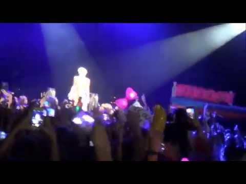 Miley Cyrus ao vivo no Meo Arena HD (Lisboa-Bangerz Tour 2014) + Opinião