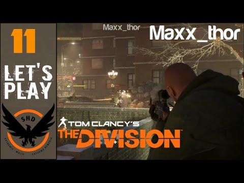 "11 - Let's Play - The Division - ""Pennsylvania Plaza Collectibles"" - SOLO PVE full game walkthrough"