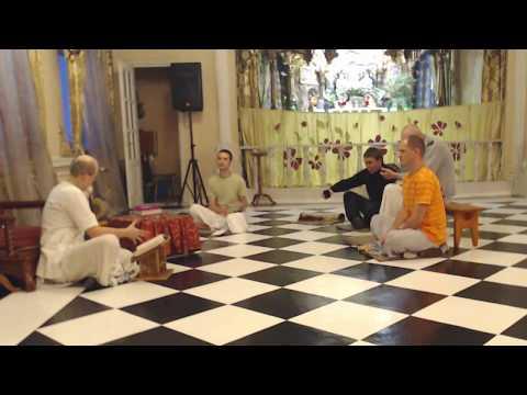 Шримад Бхагаватам 4.13.25 - Шри Говинда прабху