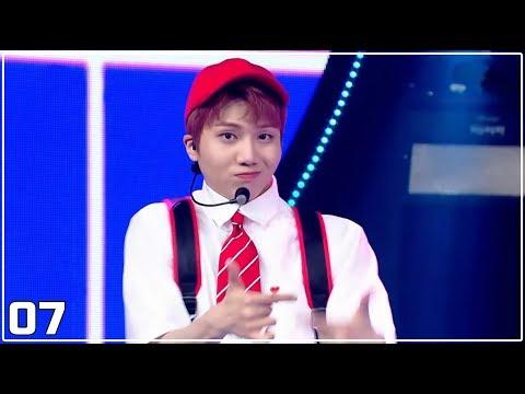 펜타곤(PENTAGON) - 빛나리(Shine) 교차편집(Stage Mi