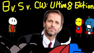 BATMAN v SUPERMAN v CIVIL WAR - ULTIMATE ENHANCED COMPLAINING EDITION