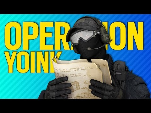 OPERATION YOINK THE DECLARATION | The Division 2
