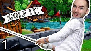 NEVER GOLF NANNERS (Golf It)