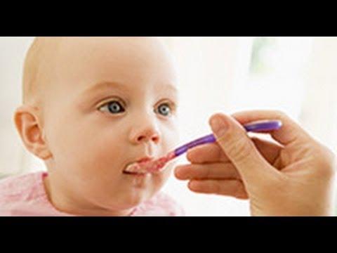 знакомство малыша со взрослой едой