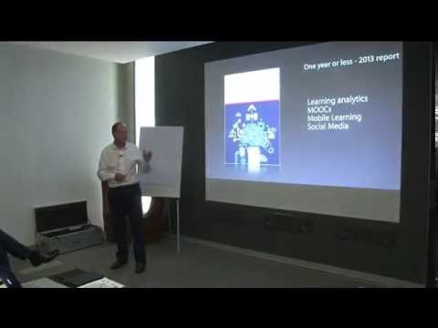 May 2105 - iPad in Higher Education Part 1, Johannesburg