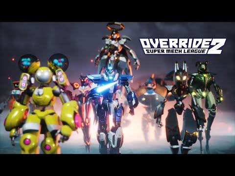 Доступно Override 2! Войдите на Арену прямо сейчас!